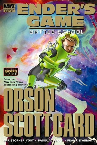 Ender's Game, Volume 1: Battle School by Pasqual Ferry, Christopher Yost, Orson Scott Card, Frank D'Armata