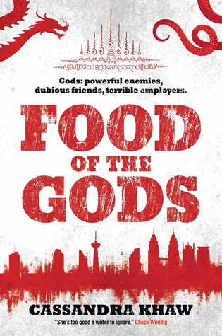 Food of the Gods by Cassandra Khaw