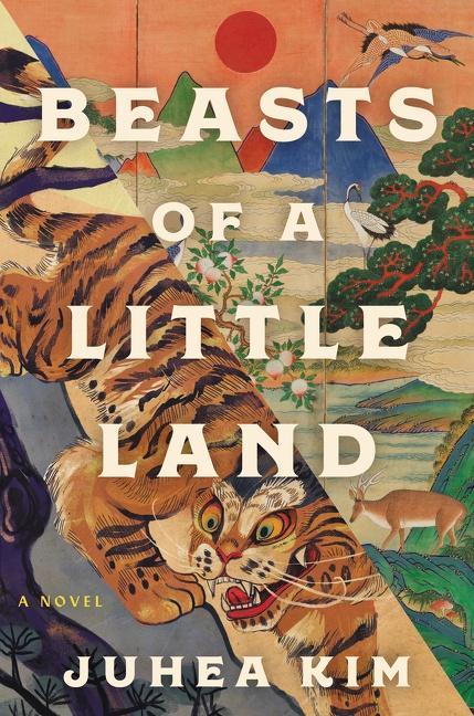Beasts of a Little Land by Juhea Kim