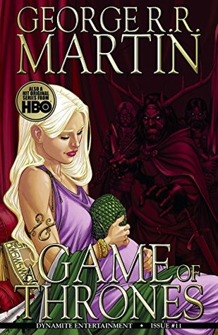 A Game of Thrones #11 by Tommy Patterson, George R.R. Martin, Daniel Abraham