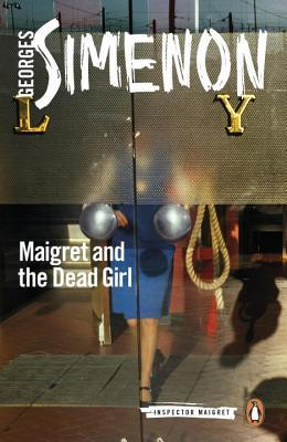 Maigret and the Dead Girl by Howard Curtis, Georges Simenon