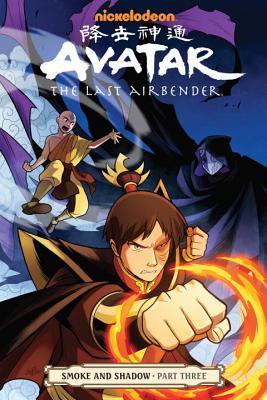 Avatar: The Last Airbender - Smoke and Shadow, Part 3 by Bryan Konietzko, Michael Dante DiMartino, Gene Luen Yang