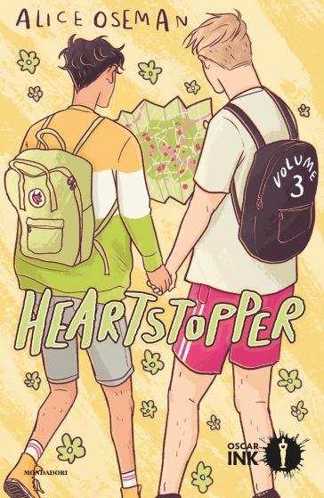 Heartstopper, Volume Tre by Alice Oseman