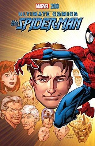 Ultimate Spider-Man #200 by David Marquez, Brian Michael Bendis, David Lafuente, Mark Bagley, Mark Brooks, Sara Pichelli