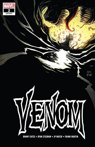 Venom #2 by Donny Cates, JP Mayer