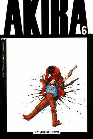 Akira, #6: My Friend, My Enemy by Katsuhiro Otomo