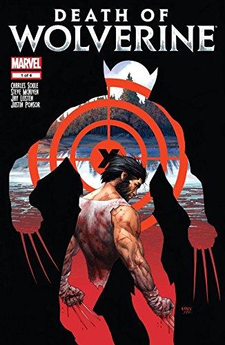 Death of Wolverine #1 by Charles Soule, Justin Ponsor, Jay Leisten