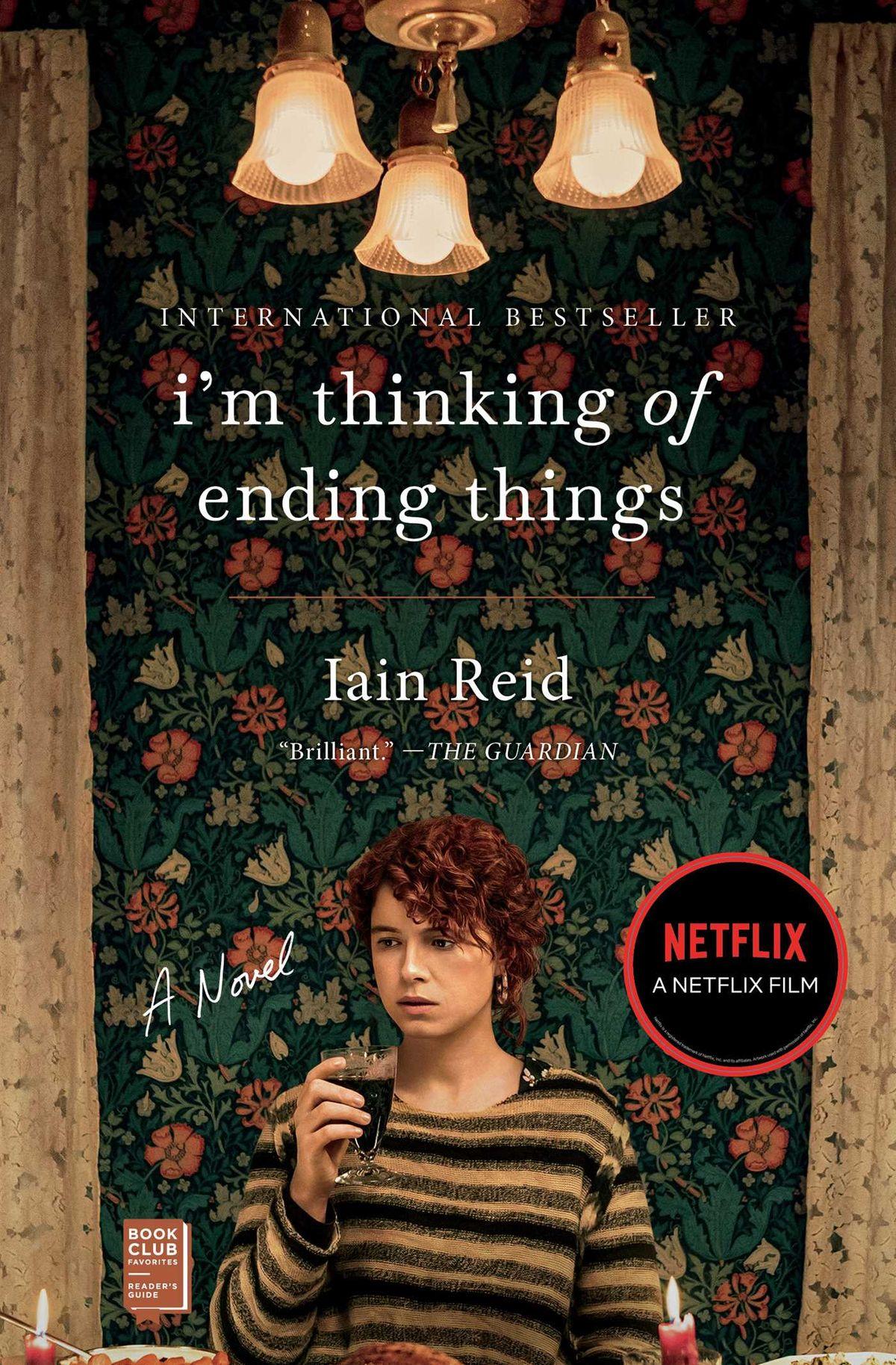 I'm Thinking of Ending Things by Iain Reid
