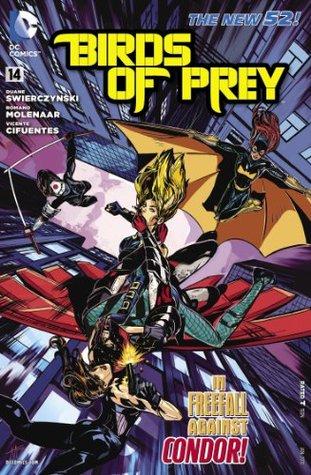 Birds of Prey #14 by Romano Molenaar, Duane Swierczynski