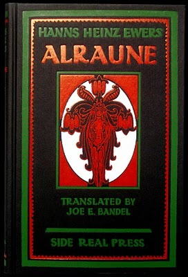 Alraune by Mahlon Blaine, Joe E. Bandel, Tyler Davis, Mark Samuels, Ilna Wunderwald Ewers, Hanns Heinz Ewers