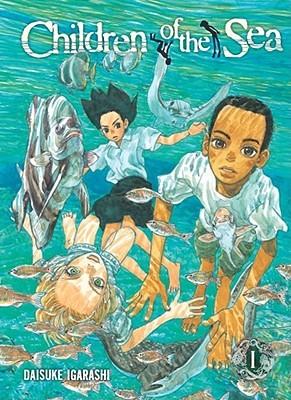 Children of the Sea, Volume 1 by Daisuke Igarashi