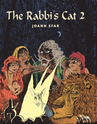 The Rabbi's Cat 2 by Brigitte Findakly, Anjali Singh, Alexis Siegel, Joann Sfar