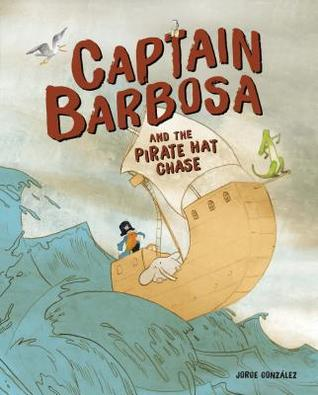 Captain Barbosa and the Pirate Hat Chase by Jorge González