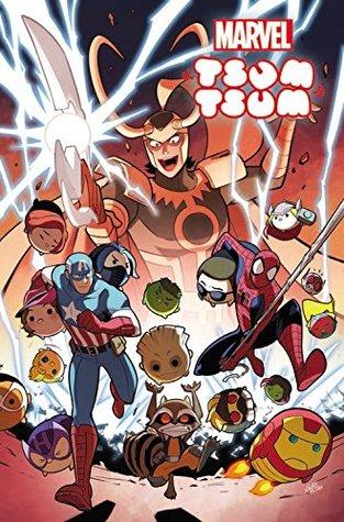 Marvel Tsum Tsum: Takeover! by Jacob Chabot, David Baldeón