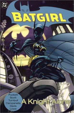 Batgirl, Vol. 2: A Knight Alone by Koi Turnbull, Damion Scott, Kelley Puckett