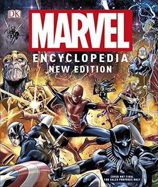 Marvel Encyclopedia: New Edition 2019 by Tom DeFalco, Stan Lee