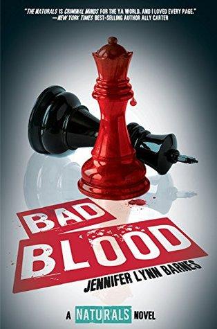 Bad Blood by Jennifer Lynn Barnes