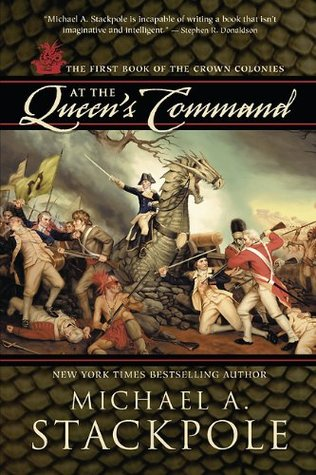 At the Queen's Command by Michael A. Stackpole