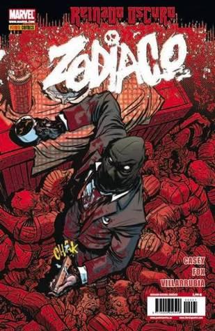 Dark Reign: Zodiac by Nathan Fox, Joe Casey