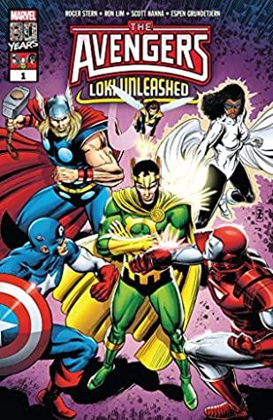 Avengers: Loki Unleashed! #1 by Roger Stern, Patch Zircher, Ron Lim