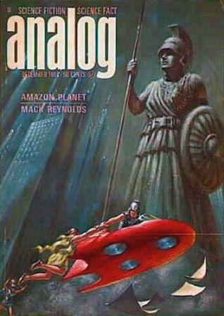 Analog Science Fiction and Fact, 1966 December by Mack Reynolds, L. Edey, Carl A. Larson, R.S. Richardson, Ben Bova, John W. Campbell Jr., Kris Neville