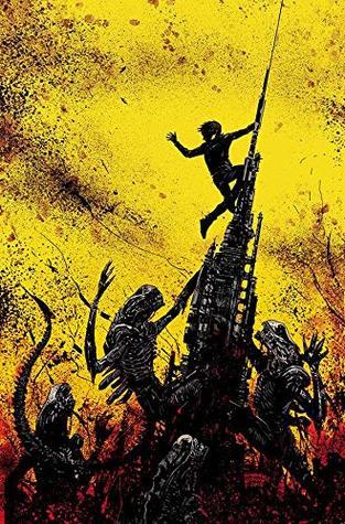 Aliens: Dust to Dust #4 by Gabriel Hardman, Rain Beredo
