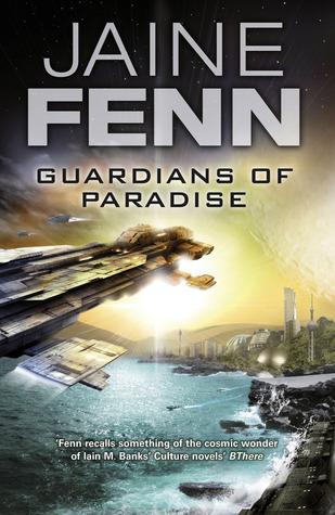 Guardians of Paradise by Jaine Fenn