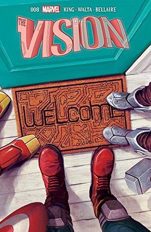 Vision #8 by Tom King, Michael Del Mundo, Gabriel Hernandez Walta, Mike del Mundo