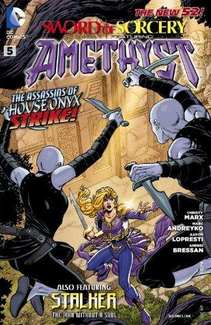 Sword of Sorcery #5 by Andrei Bressan, Christy Marx, Marc Andreyko, Aaron Lopresti