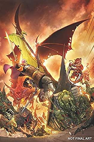 Dungeons & Dragons: Infernal Tides #4 (of 5) by Max Dunbar, Jim Zub