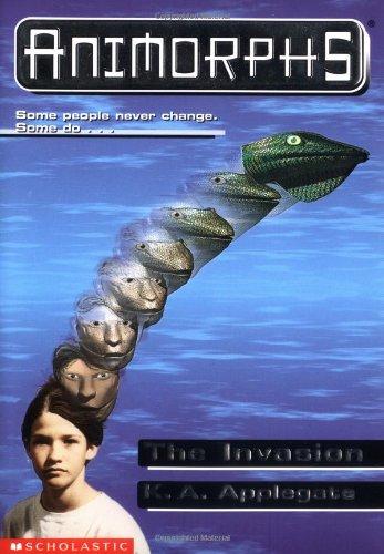 The Invasion by K.A. Applegate, Katherine Applegate