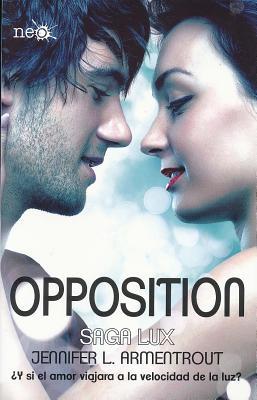 Opposition by Jennifer L. Armentrout