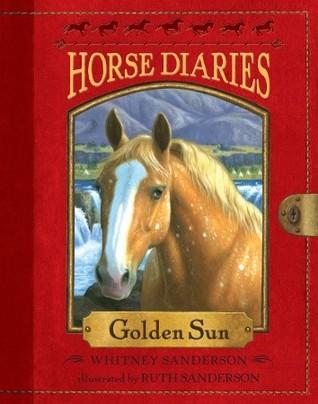 Golden Sun by Ruth Sanderson, Whitney Sanderson
