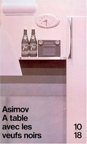 À table avec les veufs noirs by Michèle Valencia, Isaac Asimov