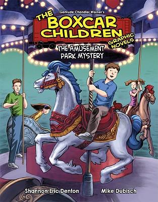 The Amusement Park Mystery by Shannon Eric Denton