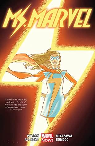 Ms. Marvel by G. Willow Wilson Vol. 2 by Adrian Alphona, Elmo Bondoc, G. Willow Wilson, Takeshi Miyazawa