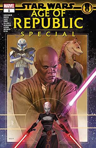 Star Wars: Age of Republic Special #1 by Caspar Wijngaard, Various, Jody Houser, Ethan Sacks, Carlos Gómez, Rod Reis, Paolo Villanelli, Marc Guggenheim
