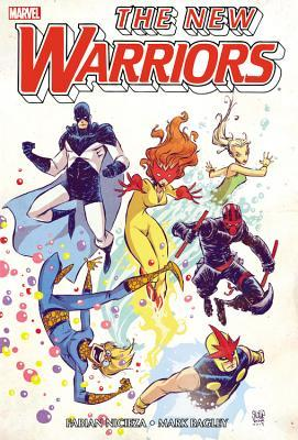 New Warriors Omnibus, Vol. 1 by Steve Epting, Dan Slott, Tom DeFalco, Ron Frenz, Tom Raney, Mark Bagley, Fabian Nicieza, Eric Fein