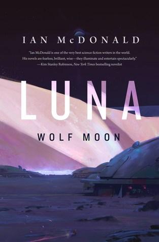 Wolf Moon by Ian McDonald