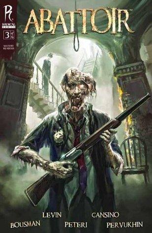 Abattoir #3 (of 6) by Rob Levin, Darren Lynn Bousman