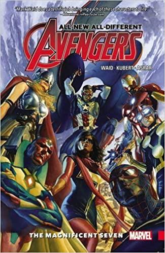 Os Vingadores Vol. 1 - Os Sete Magníficos I; Futuro Perdido I by Mark Waid, Gerry Duggan