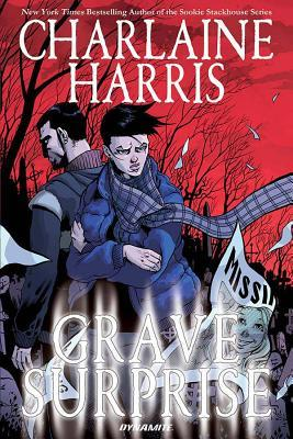 Grave Surprise by Royal McGraw, Charlaine Harris, Ilias Kyriazis