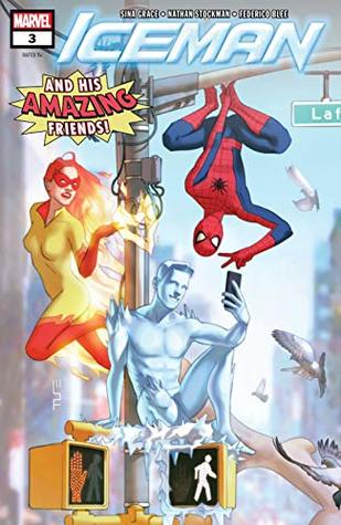 Iceman (2018-) #3 by W. Forbes, Sina Grace, Nate Stockman