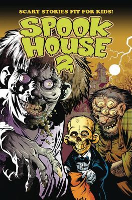 Spookhouse 2 by William Stout, Steve Mannion, Eric Powell