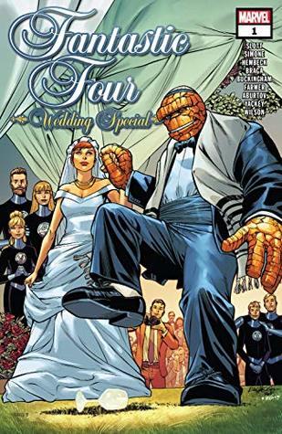 Fantastic Four: Wedding Special (2018) #1 by Fred Hembeck, Dan Slott, Gail Simone, Mark Buckingham, Carlos Pacheco, Laura Braga