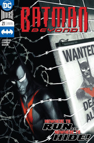 Batman Beyond (2016-) #21 by Dan Jurgens, Will Conrad, Viktor Kalvachev