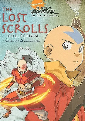 Avatar: The Last Airbender: The Lost Scrolls Collection by Tom Mason, Michael Teitelbaum, Patrick Spaziante, Shane L. Johnson