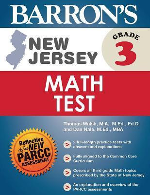 New Jersey Grade 3 Math Test by Thomas Walsh, Dan Nale