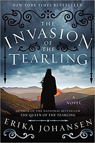 Invázia do Tearlingu by Erika Johansen