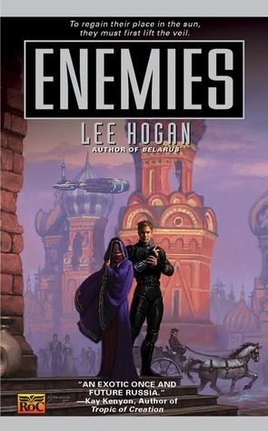 Enemies by Emily Devenport, Lee Hogan